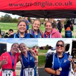 WAVENEY AUTUMN TRIATHLON