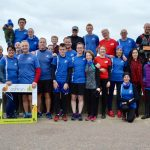 Kevin & Annette's 100th Parkrun at Lowestoft
