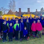 Race 3 of the SWL XC at Haughley Park, Stowmarket