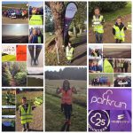 Hannah Gaad - Parkrun Volunteer No. 25