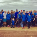 Gorleston Parkrun - Simon Blackwell's 100th event / Anna Clark's 50th event