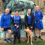 5th Oct - Holkham Parkrun canicross style