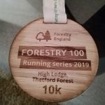 6th Oct - Forestry 100 High Lodge 10K