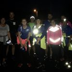 7th Oct - Monday night social run