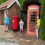 Juliette - Postbox and Telephone Box