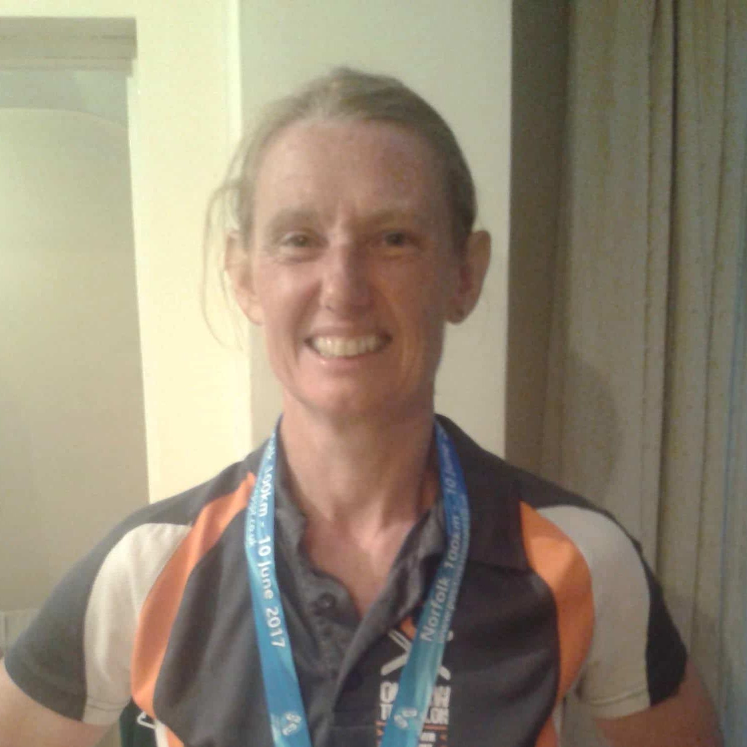 LYNN EMMETT - HEAD COACH - Athletics Coach (L2) Endurance