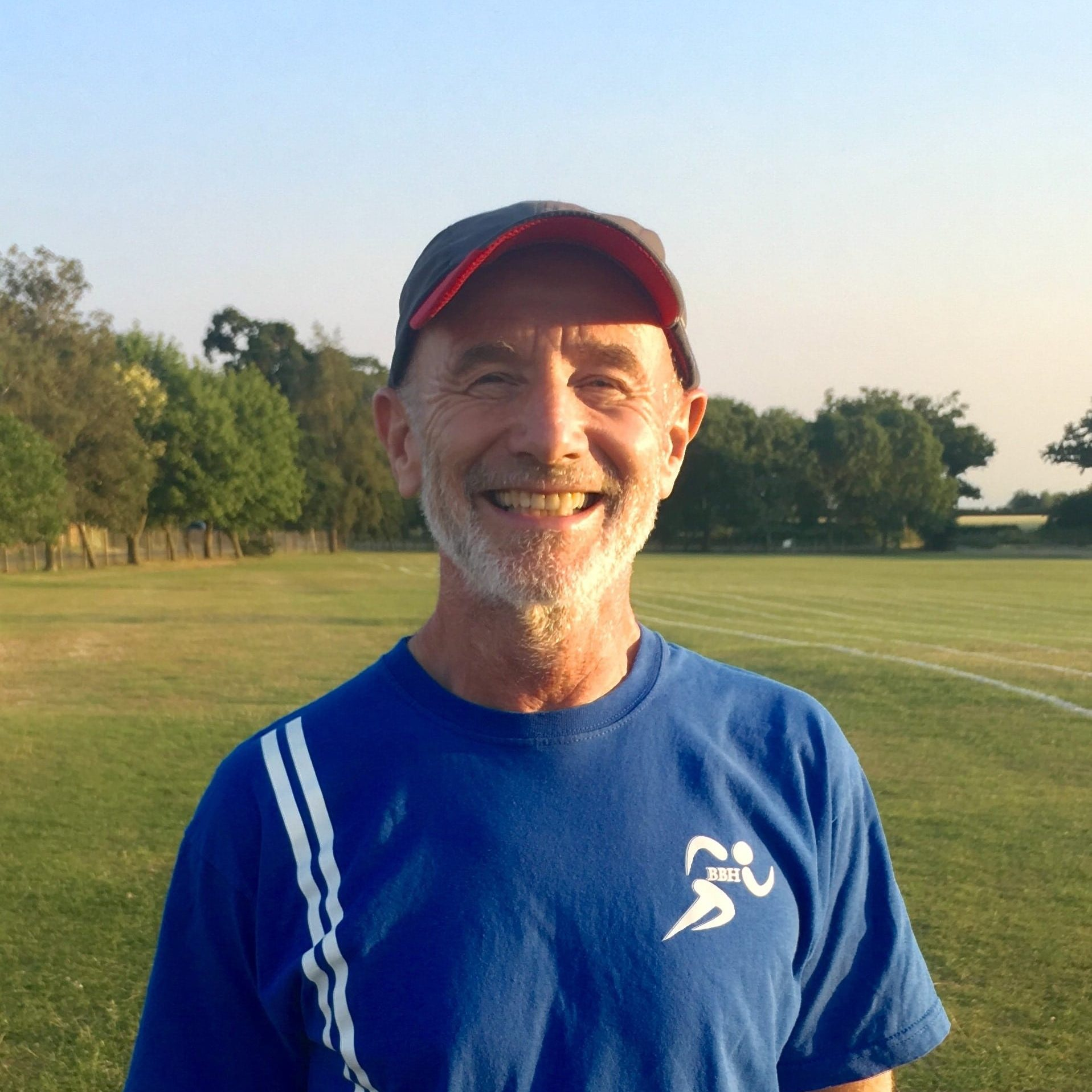 STEPHEN HARVEY - Athletics Coach (L2) - Speed